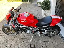 Töff kaufen DUCATI 996 Monster S4-R Naked