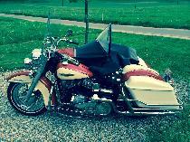 Motorrad kaufen Oldtimer HARLEY-DAVIDSON Side Car Electra Glide