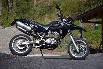 Motorrad kaufen Occasion MZ 660 Baghira (enduro)