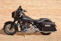 Motorrad kaufen Occasion HARLEY-DAVIDSON FLHTUI 1340 Electra Glide Ultra Classic (touring)