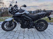 Motorrad kaufen Occasion TRIUMPH Tiger 800 (enduro)