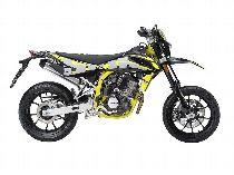 Motorrad kaufen Neufahrzeug SWM SM 125 R (supermoto)