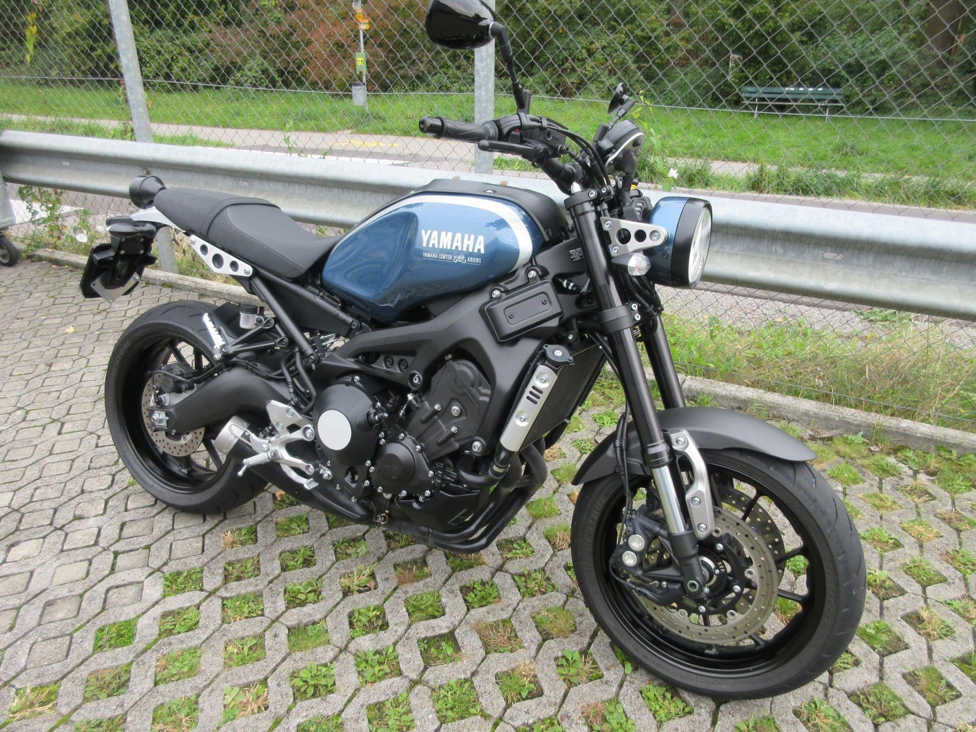motorrad occasion kaufen yamaha xsr 900 abs yamaha center. Black Bedroom Furniture Sets. Home Design Ideas