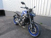 Buy motorbike Pre-owned YAMAHA MT 09 A ABS (naked)