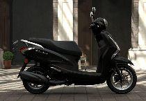 Motorrad kaufen Neufahrzeug YAMAHA Delight 125 (roller)