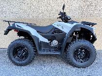 Motorrad kaufen Vorführmodell KYMCO Quad MXU 700i (quad-atv-ssv)