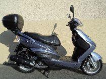 Motorrad kaufen Occasion YAMAHA XC 125 X Cygnus (roller)
