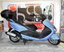 Motorrad kaufen Occasion YAMAHA YP 125 E Majesty (roller)