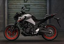 Motorrad kaufen Neufahrzeug YAMAHA MT 03 A ABS (naked)