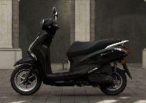 Aquista moto Veicoli nuovi YAMAHA Delight 125 (scooter)