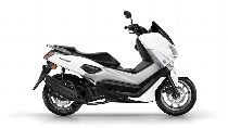 Motorrad kaufen Neufahrzeug YAMAHA GPD 125 N-Max (roller)