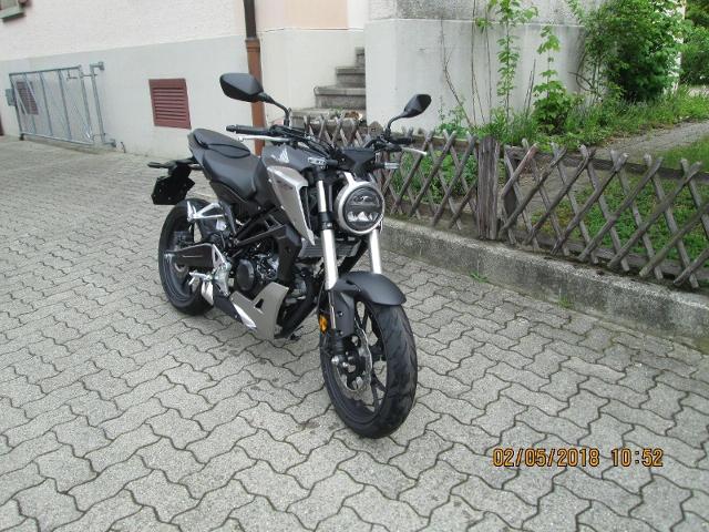 Motorrad kaufen HONDA CBF 125 NA Occasion
