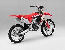 Motorrad kaufen Occasion HONDA CRF 250 R (motocross)