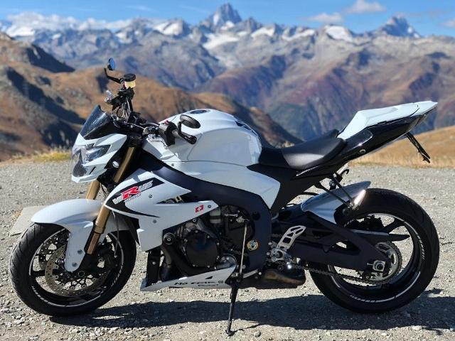 Motorrad kaufen SUZUKI Virus Occasion