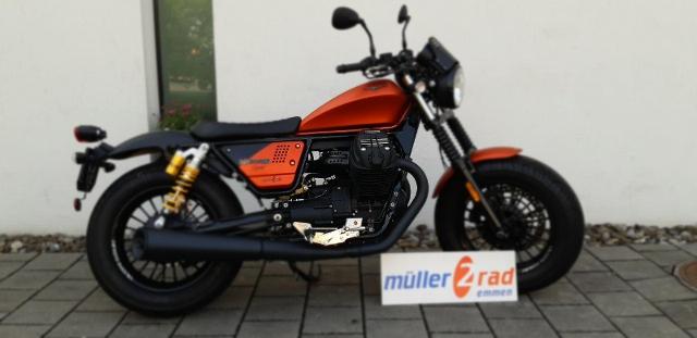 Motorrad kaufen MOTO GUZZI V9 Bobber Sport Occasion