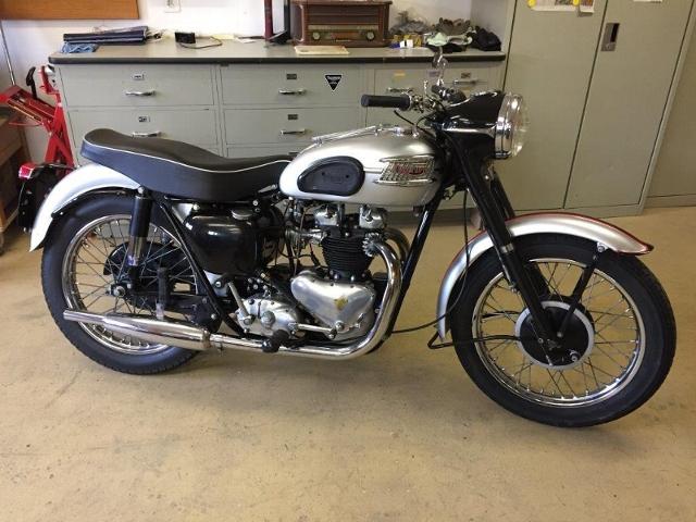 Motorrad kaufen TRIUMPH Thunderbird 6 T Oldtimer