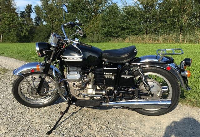 Motorrad kaufen MOTO GUZZI V7 GT 850 Oldtimer