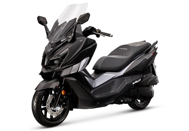 Motorrad kaufen SYM Cruisym 125 Neufahrzeug