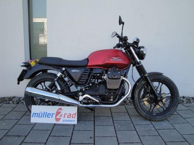Motorrad kaufen MOTO GUZZI V7 II Stone ABS Neufahrzeug