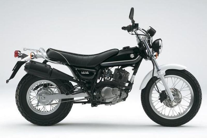 Motorrad Mieten & Roller Mieten SUZUKI RV 125