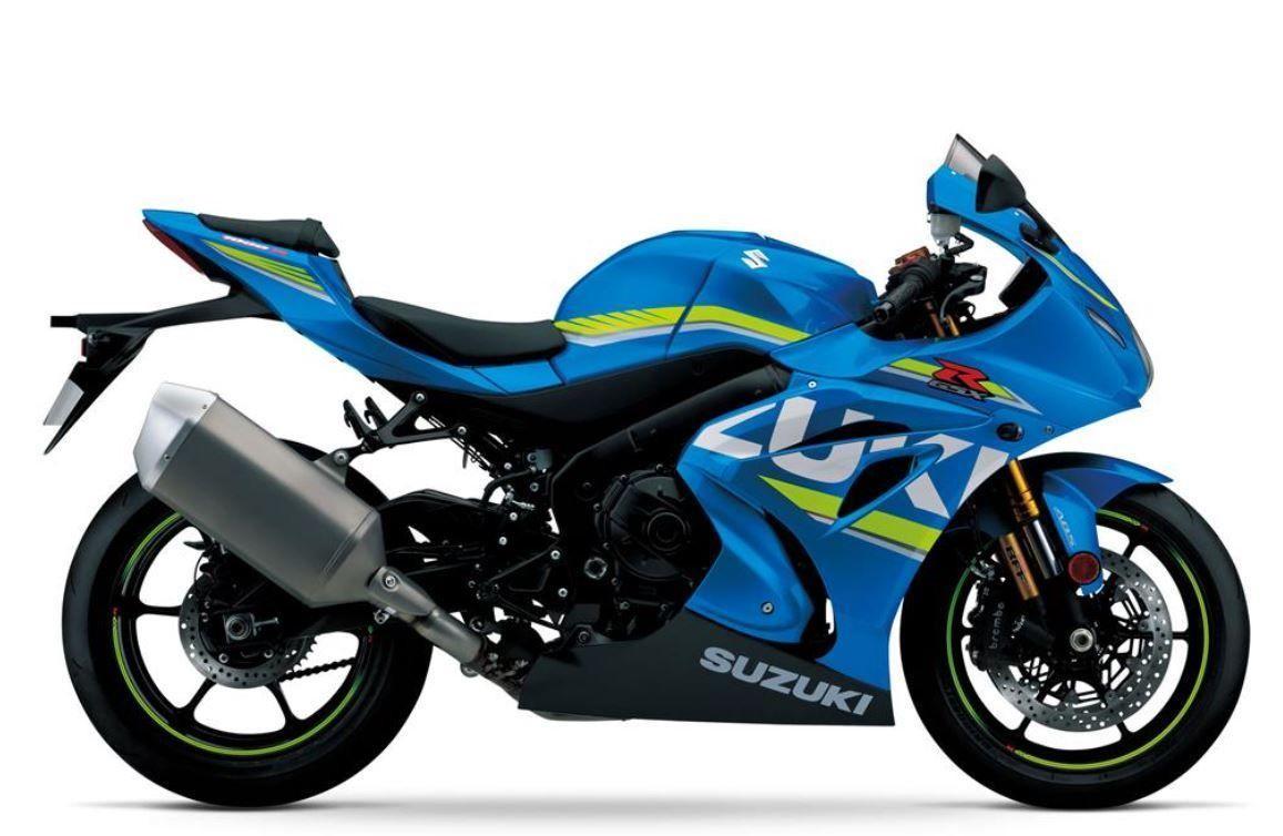 Motorrad Mieten & Roller Mieten SUZUKI GSX-R 1000 A ABS