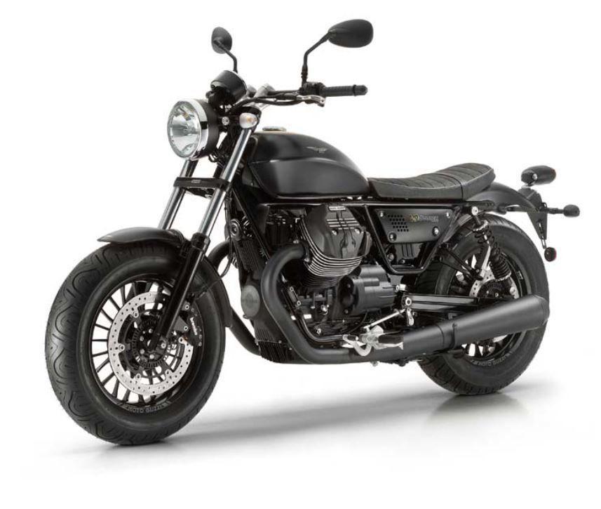 Motorrad Mieten & Roller Mieten MOTO GUZZI V9 Bobber ABS