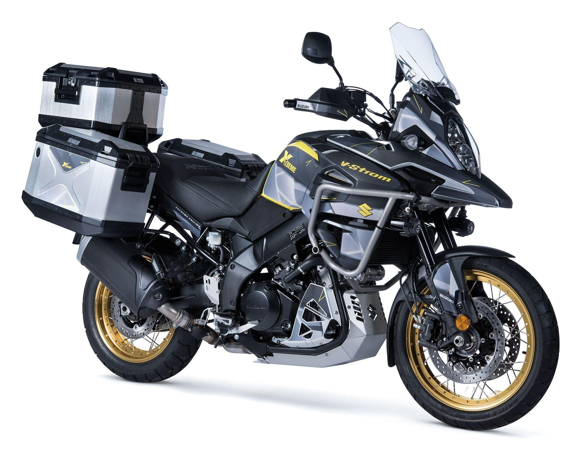 Motorrad Mieten & Roller Mieten SUZUKI DL 1000 A V-Strom ABS