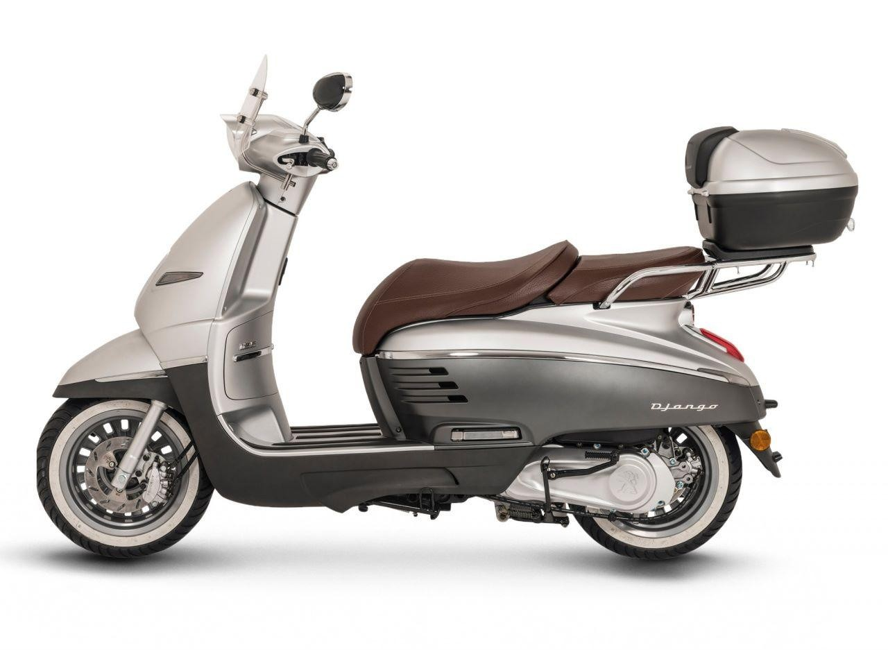 buy motorbike new vehicle bike peugeot django 125 evasion 2rad m ller emmen. Black Bedroom Furniture Sets. Home Design Ideas
