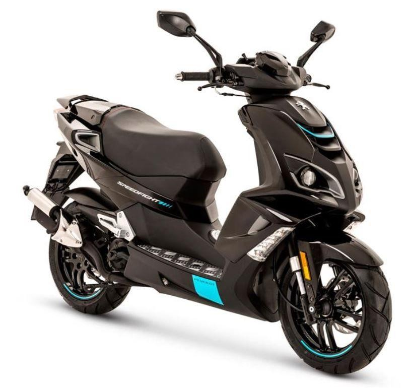 Motorrad Mieten & Roller Mieten PEUGEOT Speedfight 4 50 il