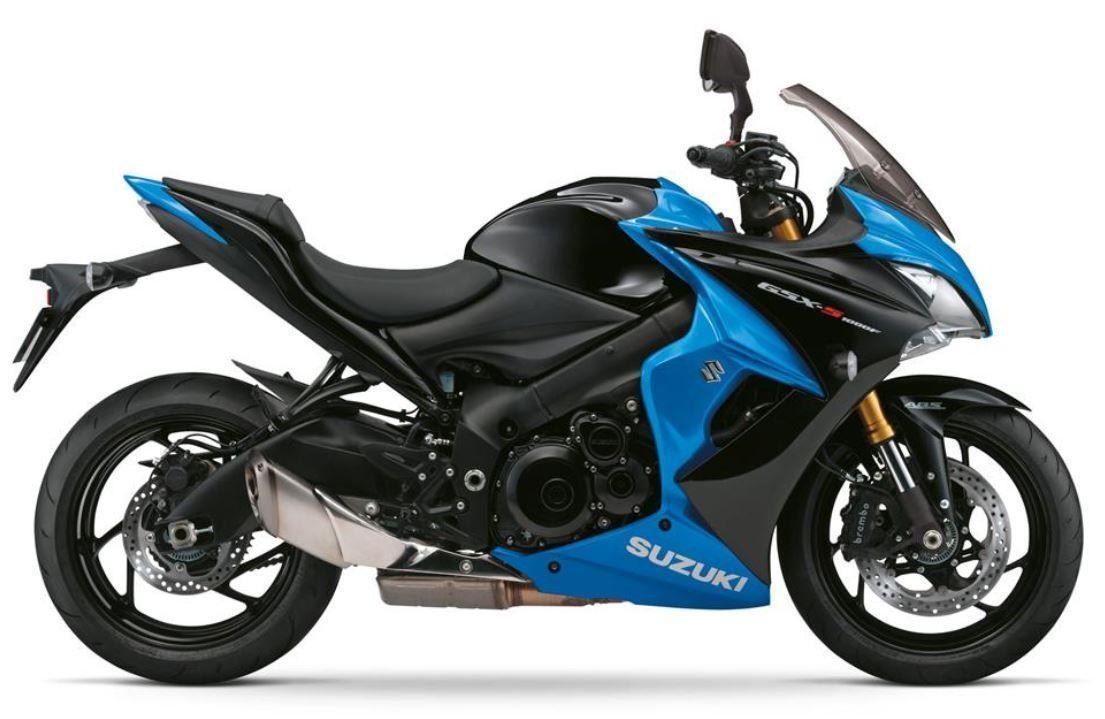Motorrad Mieten & Roller Mieten SUZUKI GSX-S 1000 FA ABS