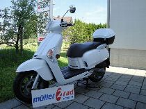 Motorrad kaufen Occasion KYMCO Like 125 (roller)
