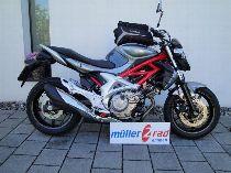 Motorrad kaufen Occasion SUZUKI SFV 650 A ABS Gladius (naked)