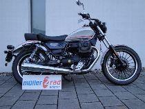 Motorrad kaufen Occasion MOTO GUZZI V9 Roamer ABS 30kW (retro)