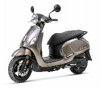 Motorrad Mieten & Roller Mieten SYM Fiddle 50 IV (Roller)