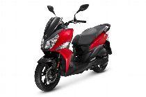 Motorrad Mieten & Roller Mieten SYM Jet 14 125 (Roller)