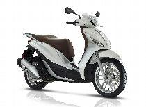 Motorrad Mieten & Roller Mieten PIAGGIO Beverly 300 HPE (Roller)