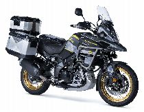 Motorrad Mieten & Roller Mieten SUZUKI DL 1000 A V-Strom ABS (Enduro)