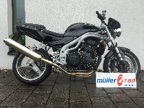 Motorrad kaufen Occasion TRIUMPH Speed Triple 955 I.E. (naked)