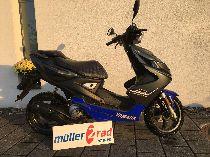 Motorrad kaufen Occasion YAMAHA Aerox R NS 50 (roller)