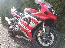 Motorrad Mieten & Roller Mieten SUZUKI GSX-R 1000 I.E. (Sport)
