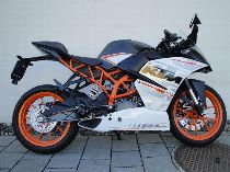 Motorrad kaufen Occasion KTM 390 RC 25kW ABS Supersport (sport)