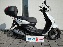 Motorrad kaufen Occasion YAMAHA YN 50 FU Neos 4T (roller)
