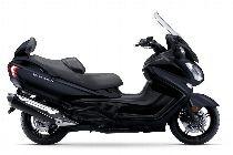 Motorrad kaufen Neufahrzeug SUZUKI AN 650 Burgman ZA (roller)