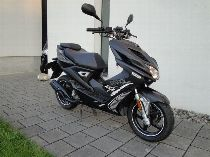 Motorrad kaufen Occasion YAMAHA Aerox R NS 50 Naked (roller)