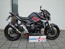 Motorrad kaufen Occasion SUZUKI GSR 750 A (naked)