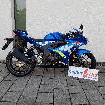 Motorrad kaufen Occasion SUZUKI GSX-R 125 (sport)