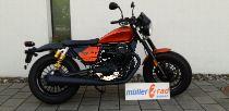 Motorrad Mieten & Roller Mieten MOTO GUZZI V9 Bobber Sport (Sport)