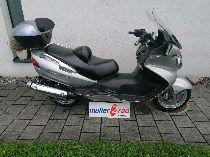 Motorrad kaufen Occasion SUZUKI AN 650 Burgman (roller)