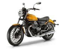 Motorrad Mieten & Roller Mieten MOTO GUZZI V9 Roamer ABS (Retro)