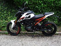 Acheter une moto Occasions KTM 125 Duke (naked)